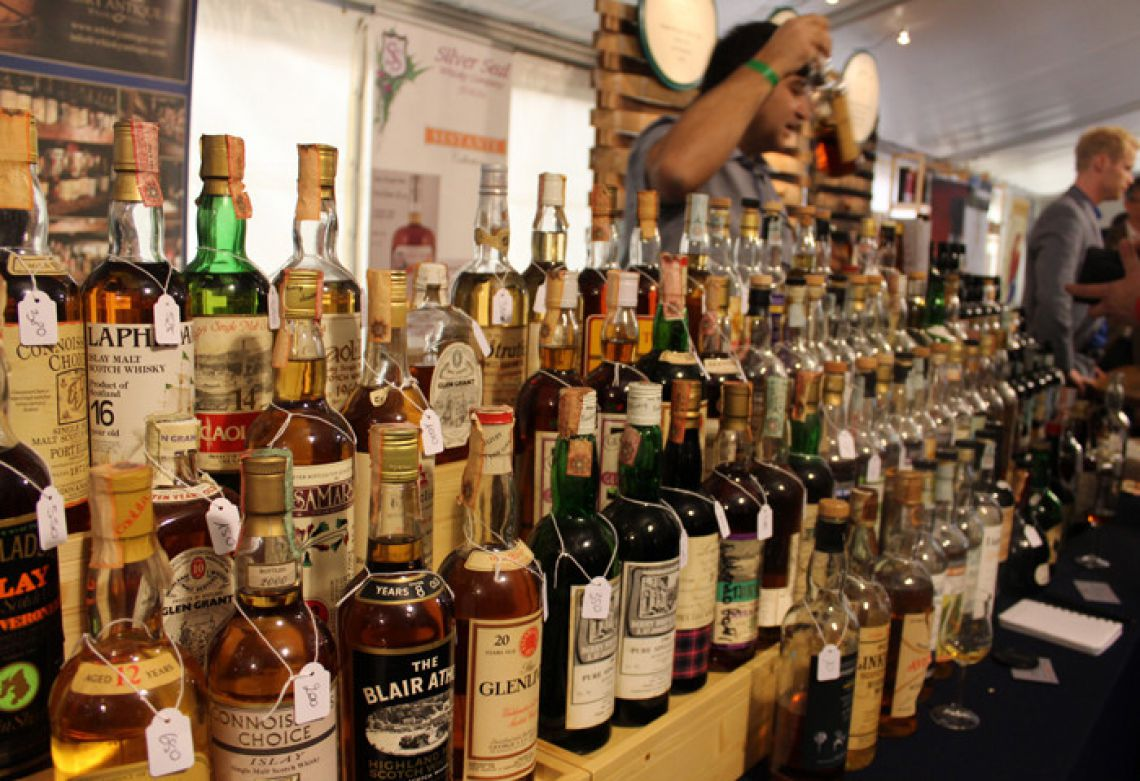 The Whisky Fair - Limburg