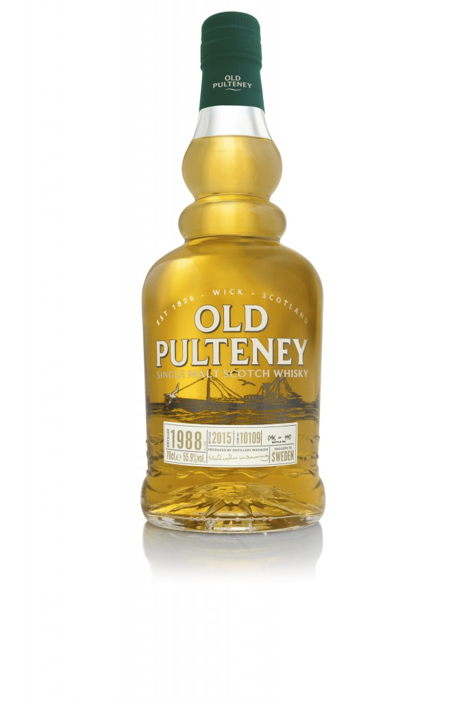 Old Pulteney 1988 Vintage Swedish Exclusive