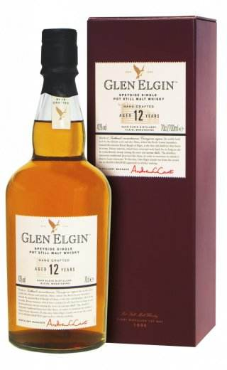 Glen Elgin 12