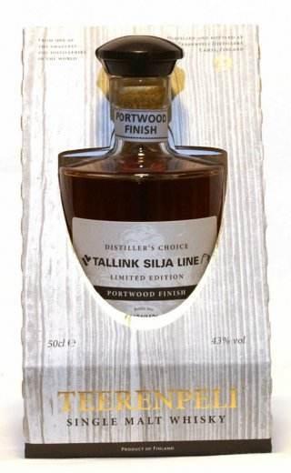 Teerenpeli Distiller's Choice Portwood Finish