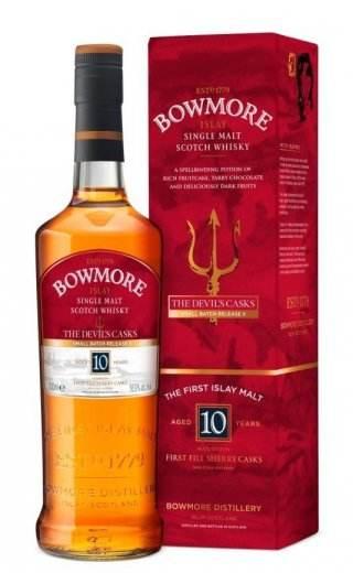 Bowmore Devils Cask B2