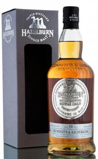 Hazelburn - Rundlets and Kilderkins