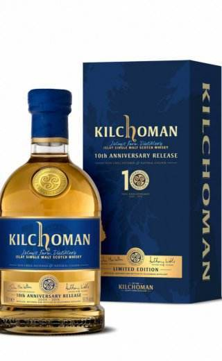 Kilchoman 10th Anniversary Release