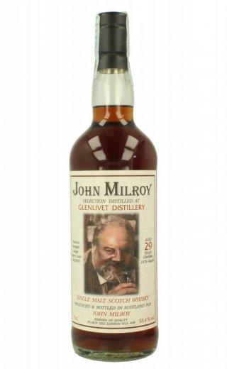 Glenlivet John Milroy 1970 29 Y.O