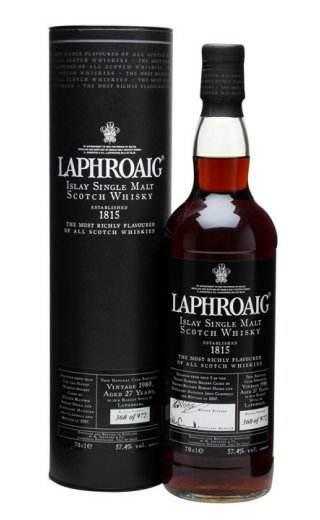 Laphroaig 27 / 1980