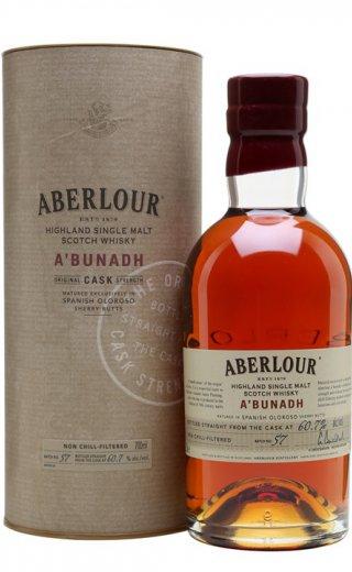 Aberlour A'bunadh - batch 57